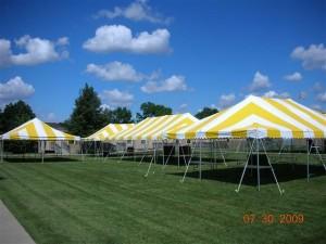 Tent Rental - Carol Stream IL