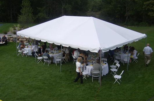 wedding table chair and party tent rental in naperville il tents
