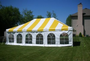 Wedding Tent Rental - Naperville IL