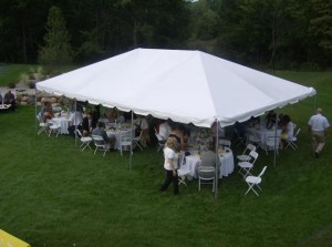 Frame Tents in Naperville IL